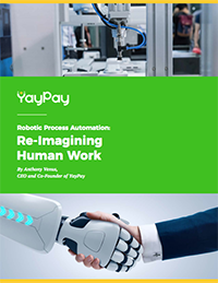 Robotic Process Automation: Re-Imagining Human Work