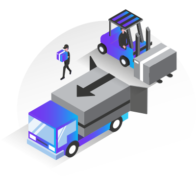 TRANSPORTATION / LOGISTICS for AR Collections