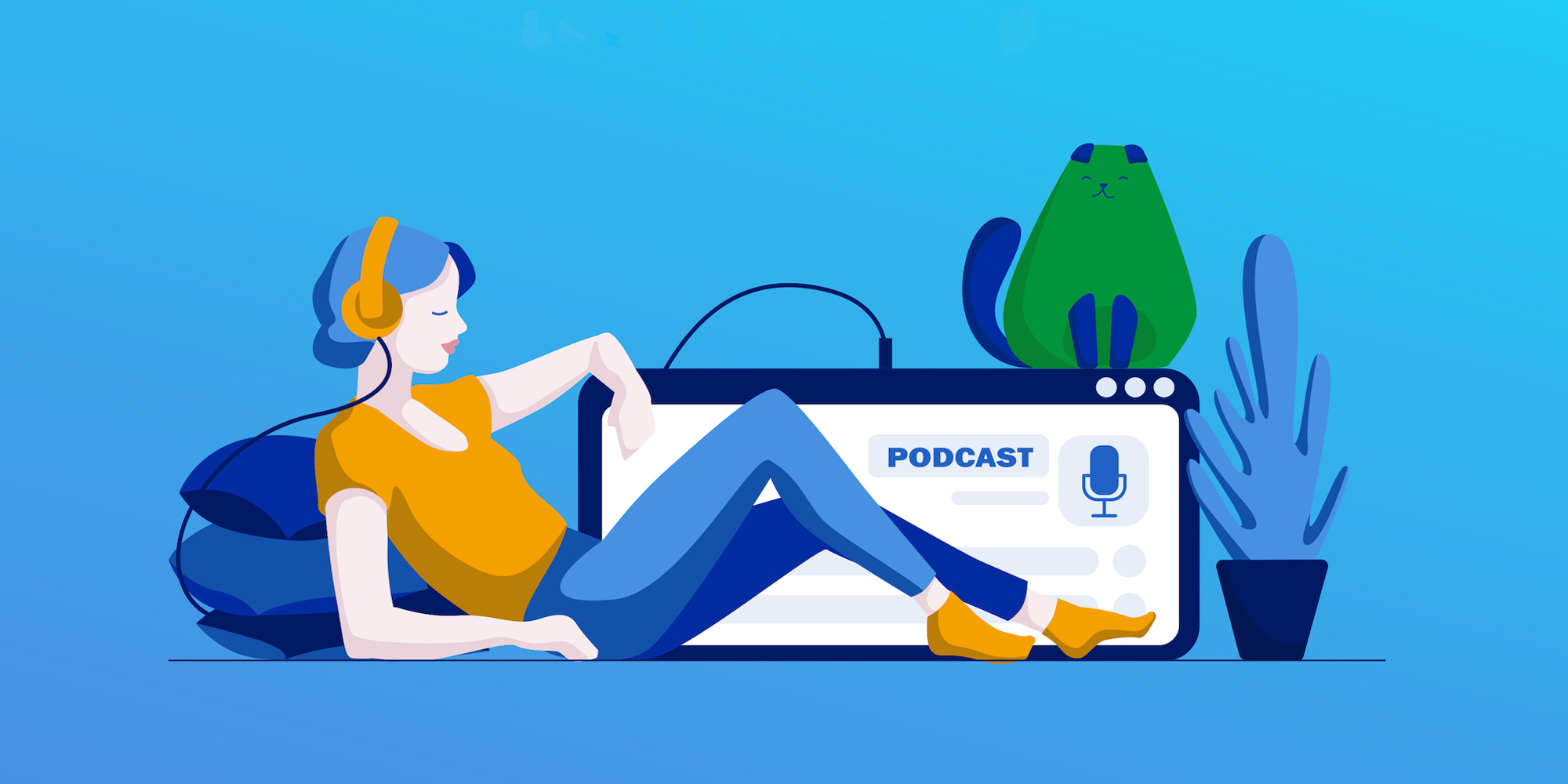 YayCast Episode #1: Working From Home Efficiently