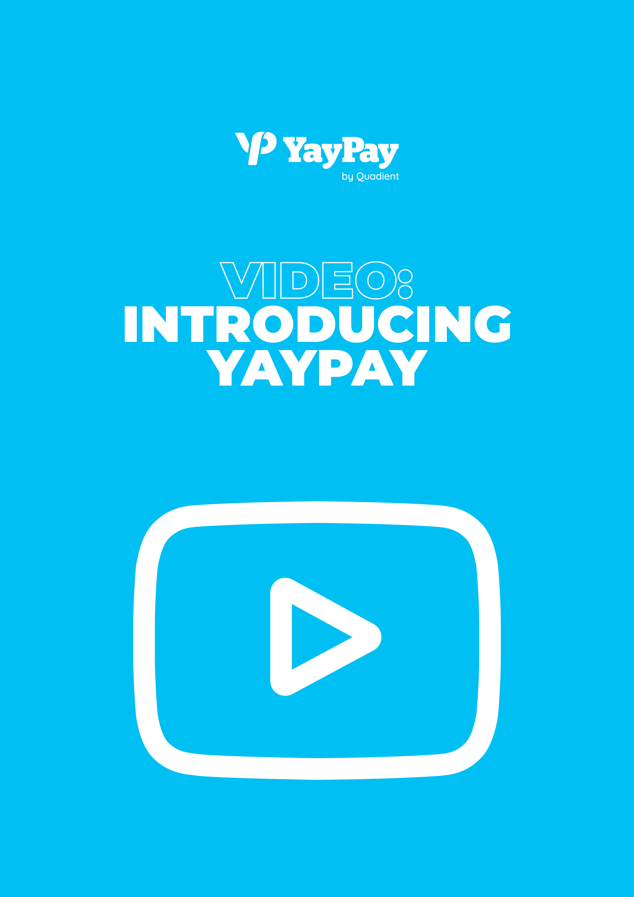 VIDEO:INTRODUCING YAYPAY