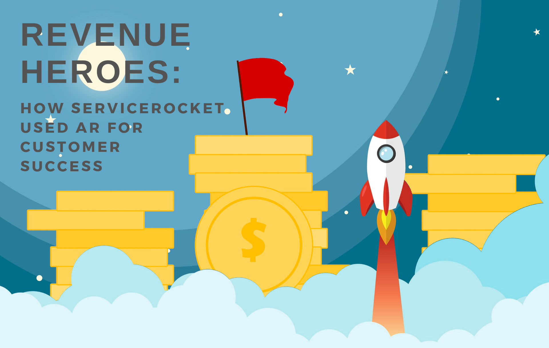 Revenue Heroes Episode #1: Rob Castaneda, ServiceRocket