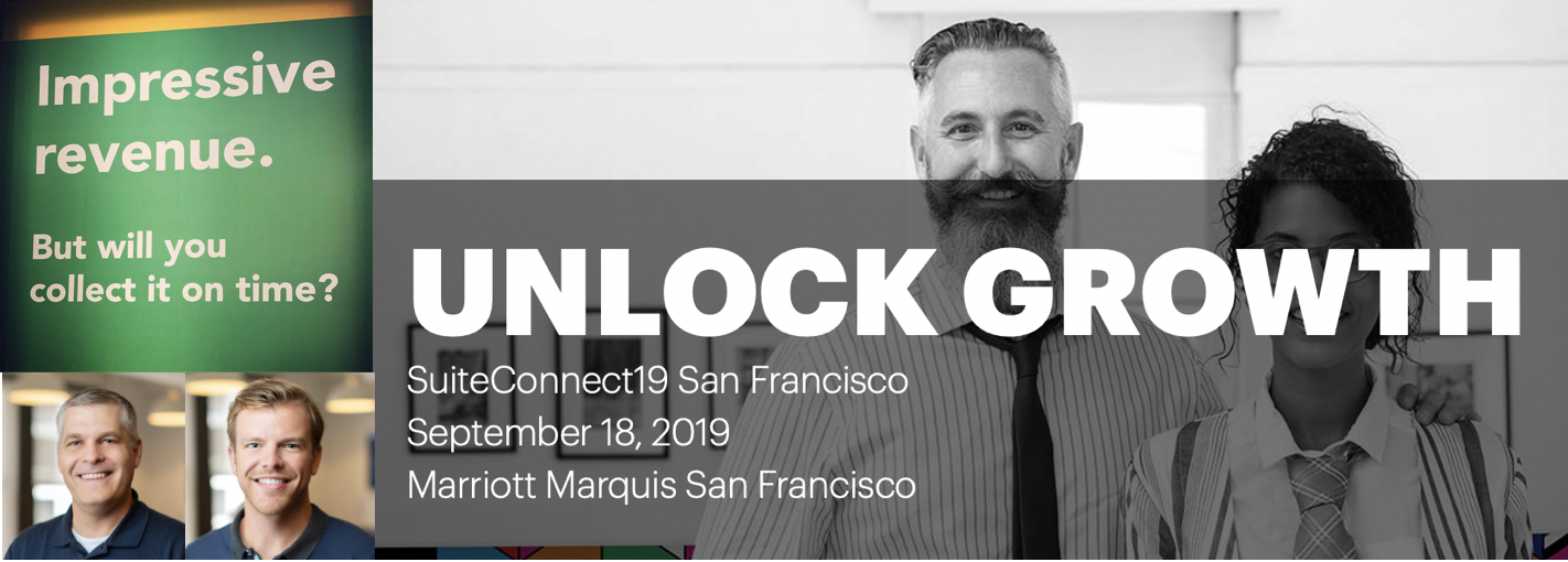 Unlock Growth With Us At SuiteConnect 2019