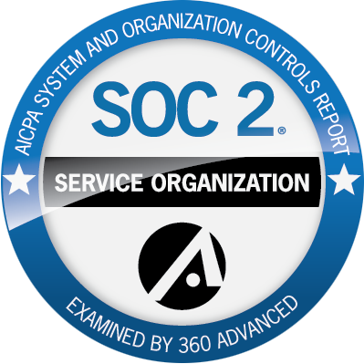 SOC 2 Compliance Badge
